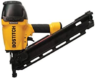 BOSTITCH Framing Nailer, 33-Degree Paper Tape (F33PT)