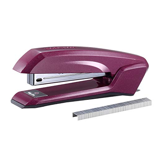 Bostitch Office B210RMAG Ascend 3 in 1 Stapler with Integrated Remover amp Staple Storage Purple B210MAG Full Size