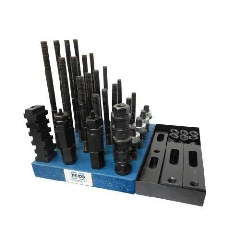 TE-CO 20132, Taper Nose Clamp CNC Fixturing Kit, 11/16
