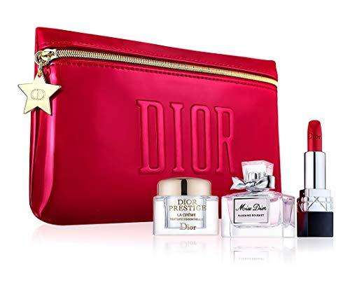 Dior Miniature Luxuries Sampler Gift Set (0.17 Ounce Miniature Collectible)