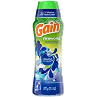 Gain Fireworks in-Wash Scent Booster Beads, 20.1 Ounce