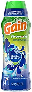 2-Pack Gain Fireworks in-Wash Scent Booster Beads, 20.1 Ounce