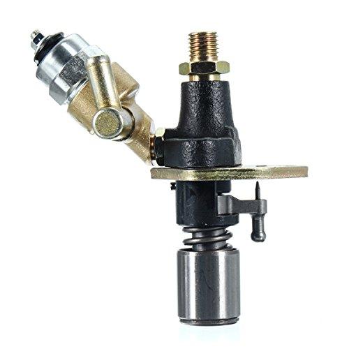 GOZAR Einspritzpumpe W/Magnet Kde6700T Für Diesel Generator Motor