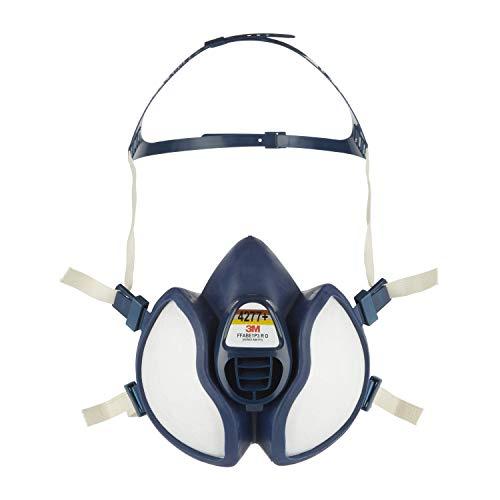 3M 4277+ - Semimáscara respiradora, filtros FFABE1P3 R D