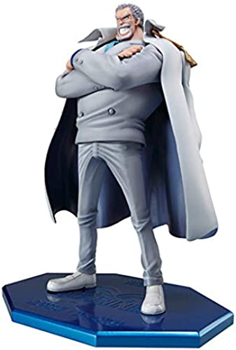 JIANPING Spielzeug Modell Anime Charakter Einteilige Dekoration Souvenir Collectibles Handwerk Geschenke Lu Fei Opa Mengqikapu 25 cm Modellspielzeug
