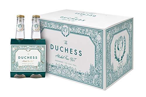 The Duchess Gin & Tonic Greenery sin alcohol, Paquete de 12 (12 x 275 ml)