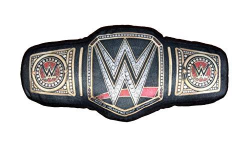 WWE - Cojín (poliéster, 48 x 23 cm)