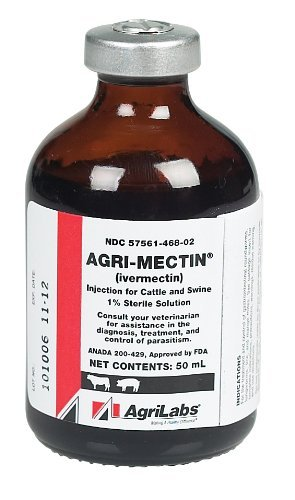 AGRIMECTIN 1% INJ 50ML