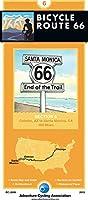 Bicycle Route 66 Oatman, AZ to Santa Monica, CA: 360 Miles