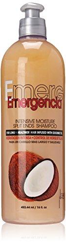 Emergencia Toque Magico Emergencia Coconut Intensive Moisture Split Ends Shampoo, 16 Oz, 16 Ounces