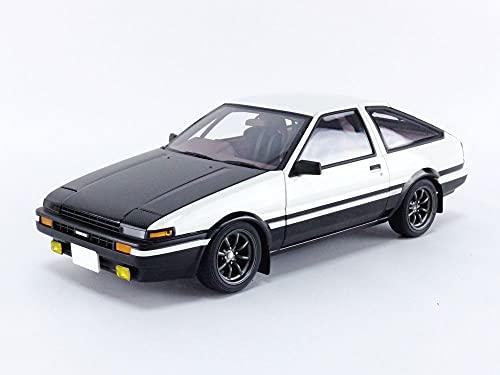 AUTOart 1/18 トヨタ スプリンター トレノ AE86 頭文字 (イニシャル)D プロジェクトD ファイナルバージョン 完成品