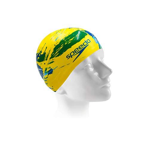 Touca Eu Amo Brasil Speedo Único Brasil