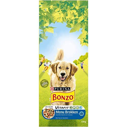 Bonzo Adult Original Hondenbrokken met Kip 15kg