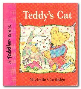 Hardcover TEDDY`S CAT Book