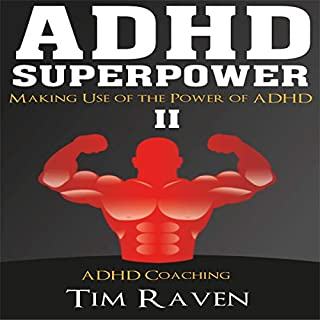 ADHD Superpower II cover art