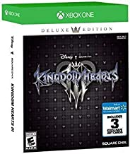 Kingdom Hearts 3 Deluxe Edition Exclusive 3 Art Cards - Xbox One