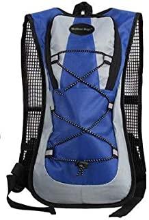 Meilleur Hydration Backpack Pack with 2L Water Bladder for Hiking, Running, Cycling, Climbing