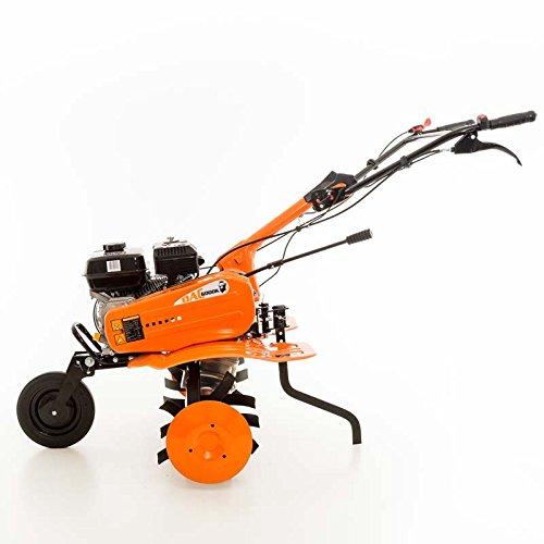 Motobineuse 6,5 Cv 6 fraises vitesses 2 AV - 1 AR Ruris DAC 6000K
