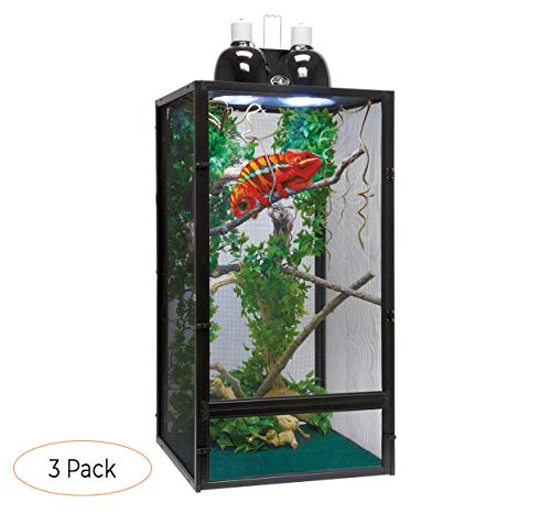 Zoo Med Repti Breeze Chameleon Kit (Three Pack)