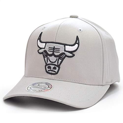 Mitchell & Ness High Crown 110 - Gorra ajustable Chicago Bulls –...