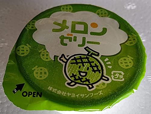 ヤヨイ メロン ゼリー 40g×120個 業務用 冷凍