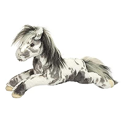Douglas Starsky Appaloosa Horse Plush Stuffed Animal from Douglas Co., Inc.