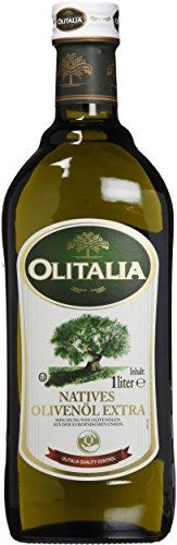 Olitalia Natives Olivenöl extra, erste Güteklasse Flasche, 1er Pack (1 x 1 l)