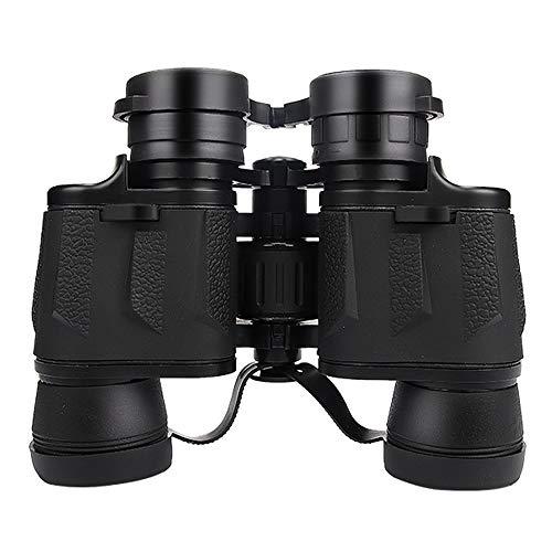 Dailing Prismáticos compactos de 8 x 40 para adultos con visión nocturna de poca luz, impermeables, alta potencia, para observar...