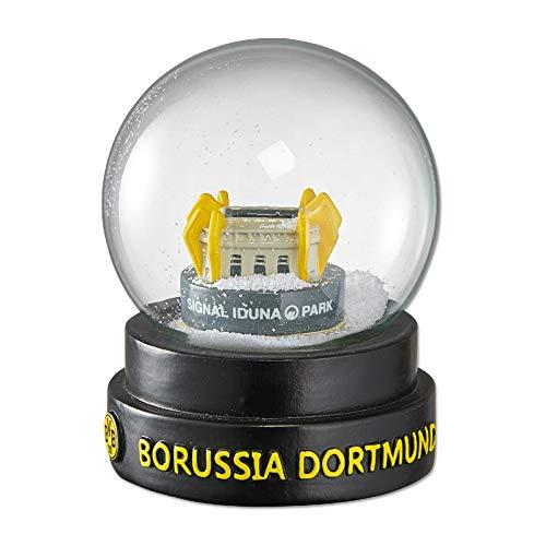 Borussia Dortmund, BVB-Schneekugel Stadion, Schwarz, Gelb, 0