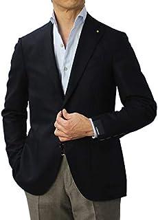 ラルディーニ LARDINI ジャケット ホップサック ツイード ウール 3B 段返り 2パッチ EXCLUSIVE JQ0526AQ