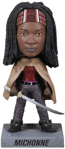 Funko Walking Dead: Michonne Wacky Wobbler