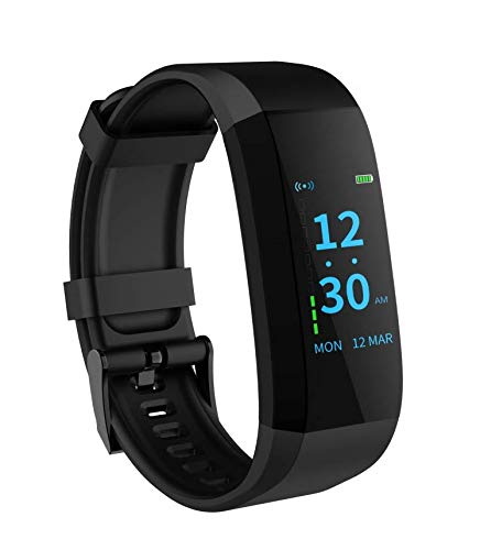 GOQii VITAL 2.0 Activity Tracker with BP Monitor &...