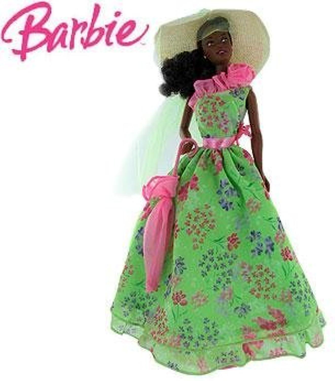 Mattel Special Edition African American Barbie Doll B015YS0ZDO Queensland   Langfristiger Ruf