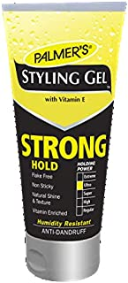 Palmer's Strong Hold Styling Gel, 150g Tube
