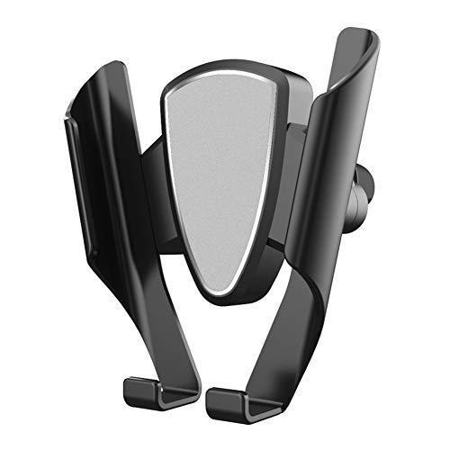 Huawei Support T/él/éphone Voiture Ventilation Rotation 360/° Ajustable Universel Auto /à Grille da/ération pour Smartphone de 4,7 /à 6,5 Pouces iPhone X// 8//7// 6s// Plus Galaxy S9//S8//S7 Edge