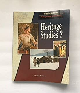Heritage Studies 2 Home Teacher's Edition 2nd Edition