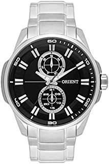 bd866d3aa72ae Relógio Masculino Orient Analógico MBSSM078P1SX - Prata
