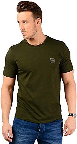 BOSS Tales Camiseta, Open Green (346), XS para Hombre