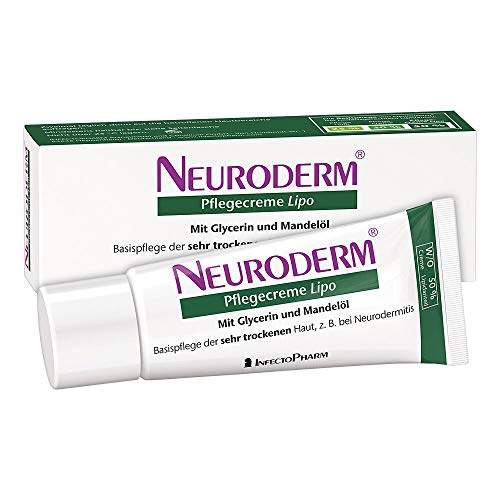 NEURODERM Pflegecreme Lipo 250 ml