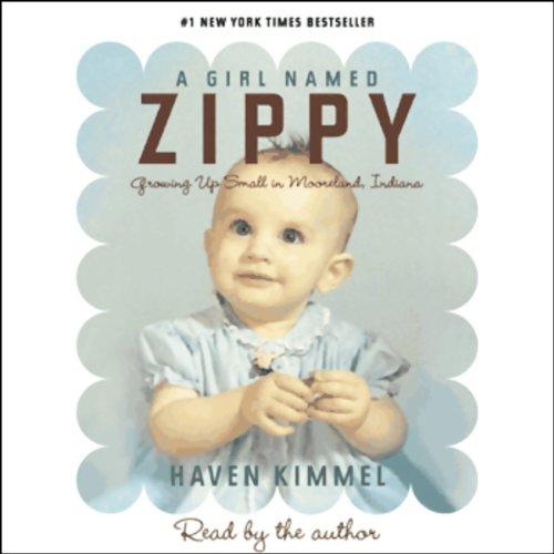 A Girl Named Zippy cover art