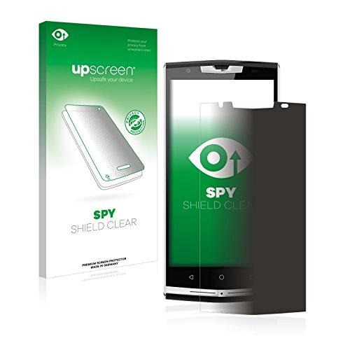 upscreen Anti-Spy Blickschutzfolie kompatibel mit Oukitel K10000 Pro Privacy Screen Sichtschutz Bildschirmschutz-Folie
