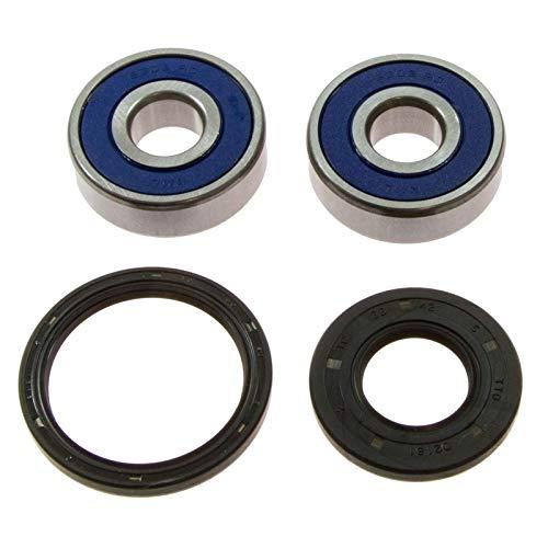 All Balls Racing Varadero 25-1312 - Juego de cojinetes de rueda delantera con anillo regulador XL 125 V