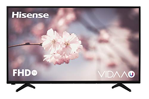 Hisense H32A5600 81,3 cm (32') HD Smart TV Wi-Fi Nero