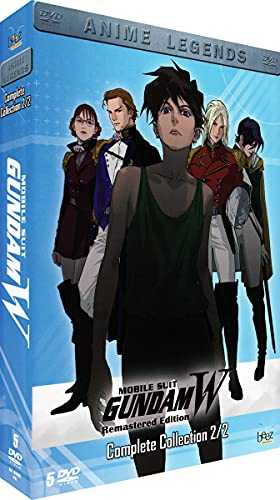 Gundam Wing - Partie 2 (5 DVD)
