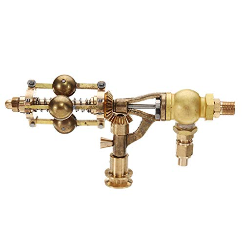 Mini Brass Steam Engine Flyball Governor