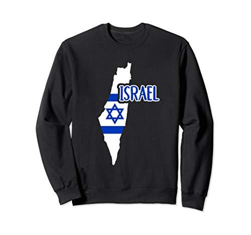 Israel Fahne Sweatshirt