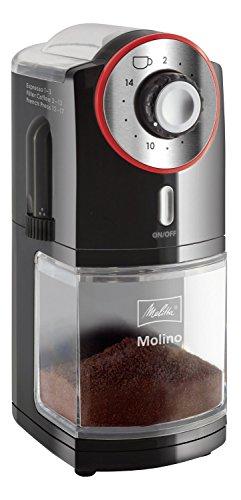Melitta Molino Electric Burr Grinder with UK plug