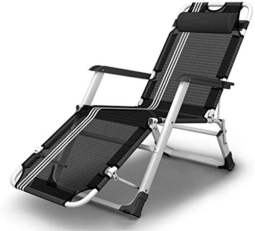 Loungers,Classic Lounge Chairs Sun Lounger/Reclining Lounger Chair Zero Gravity, Outdoor Folding Portable Sun Lounger Garden Lawn Camping Home Beach Sea 【upgrade】,Sunlounger