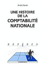 Une histoire de la comptabilité nationale d'André Vanoli
