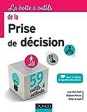 La Boîte à outils de la Prise de décision - Dunod - 23/01/2018